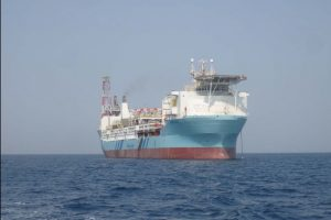 FPSO Aoka Mizu makes a stop in Spain for repairs