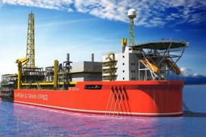 Energean cuts first steel for Karish and Tanin FPSO