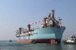 Aoka Mizu FPSO hook-up: Third time's the charm for Hurricane Energy